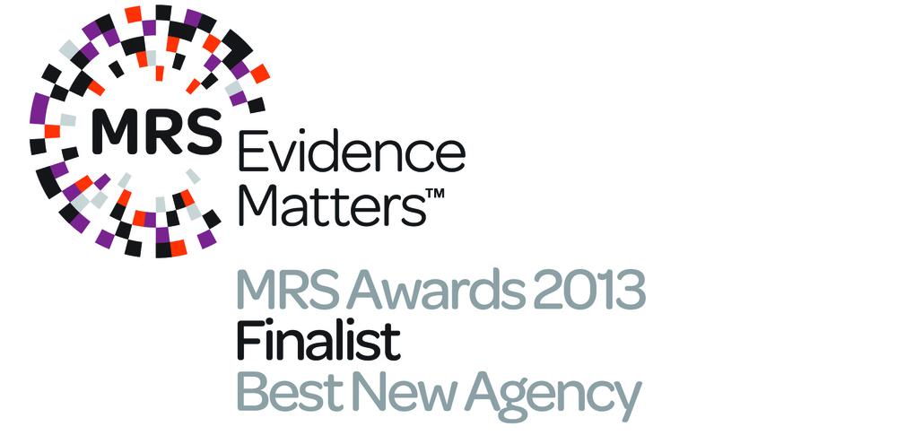 MRS Finalist Best New Agency 2013