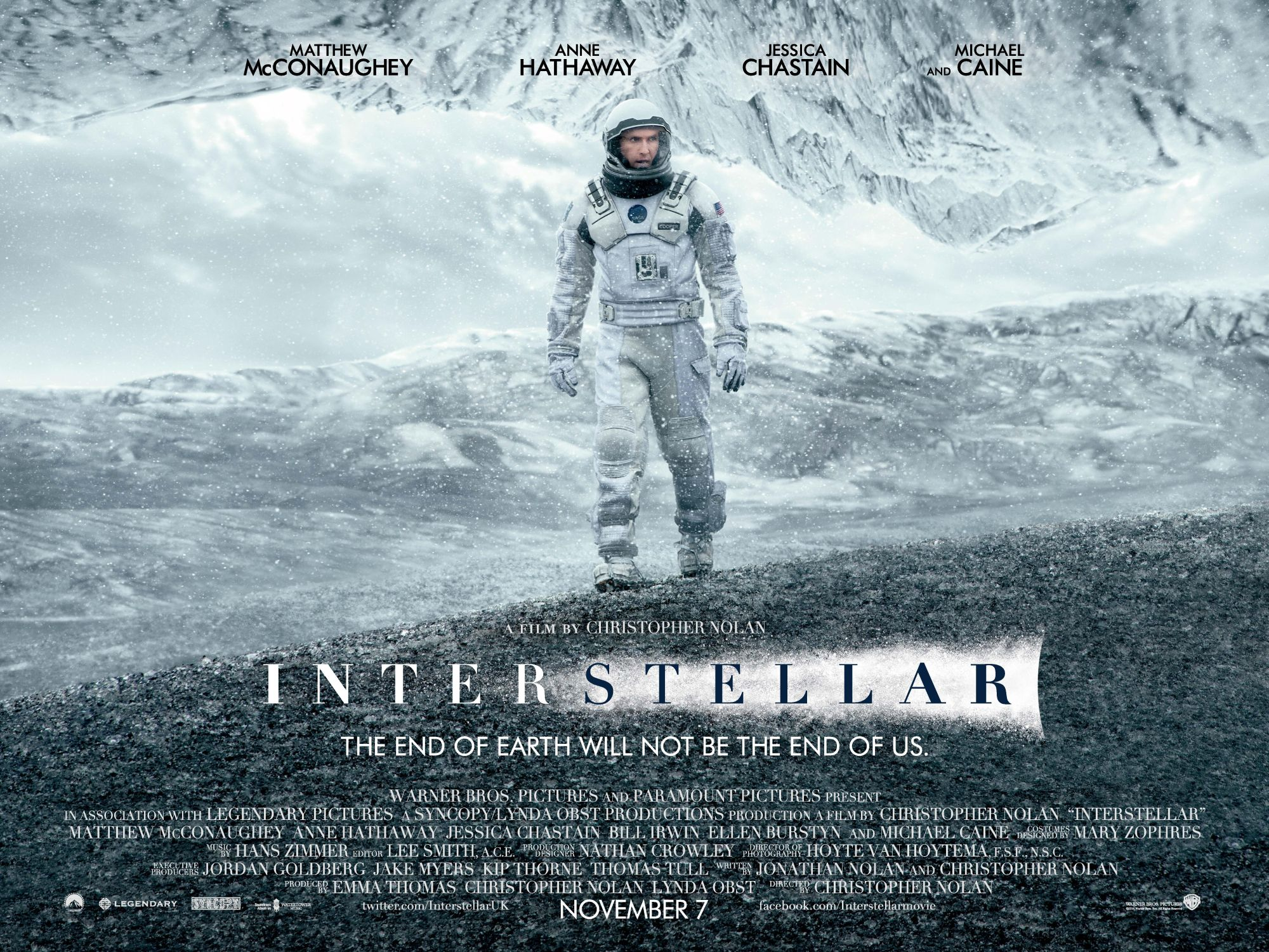 interstellar poster - Antedote